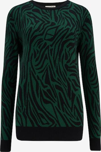 Pulover 'Rita' Sugarhill Brighton pe verde / negru, Vizualizare produs
