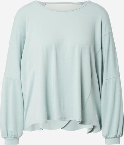 Tricou funcțional 'Om' Onzie pe verde pastel, Vizualizare produs