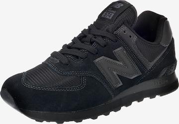 new balance Sneaker in Schwarz