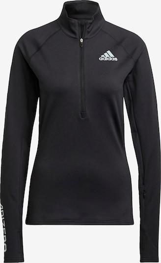 ADIDAS PERFORMANCE Koszulka funkcyjna 'Adizero' w kolorze czarny / białym, Podgląd produktu