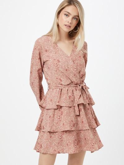 SISTERS POINT Kleid 'NAPPA' in creme / rosé / altrosa, Modelansicht