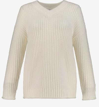 Studio Untold Pullover '728532' in weiß, Produktansicht