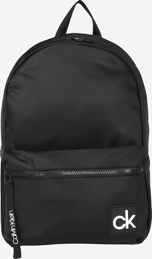Kuprinė 'Campus' iš Calvin Klein , spalva - juoda / balta, Prekių apžvalga