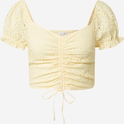 HOLLISTER Shirt in hellgelb, Produktansicht