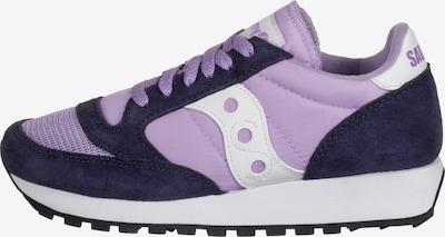 saucony Schuhe in flieder, Produktansicht