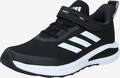ADIDAS PERFORMANCE Sportschuh 'Forta Run' in schwarz / weiß, Produktansicht