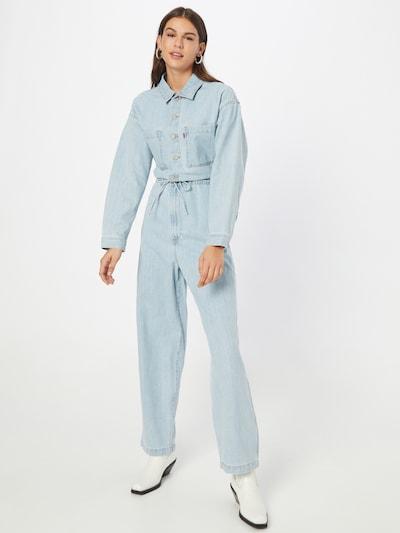 LEVI'S Overal 'ROOMY' - modrá džínovina, Model/ka