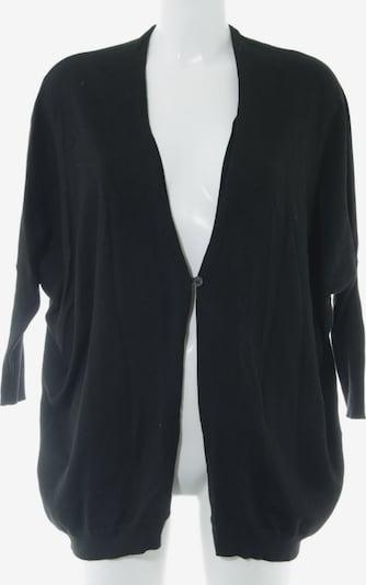 ZARA Cardigan in M in schwarz, Produktansicht