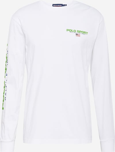 POLO RALPH LAUREN Shirt in navy / light green / red / white, Item view
