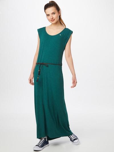 Rochie 'TAG' Ragwear pe verde închis, Vizualizare model