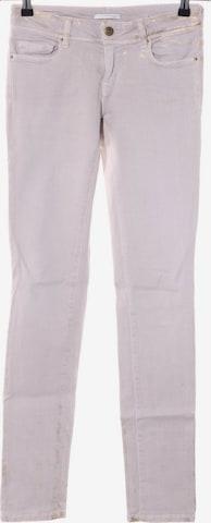 Cimarron Skinny Jeans in 25-26 in Beige