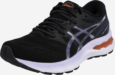 ASICS Běžecká obuv 'Gel-Nimbus 23' - šedá / oranžová / černá, Produkt