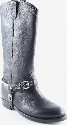 RALPH LAUREN Westernstiefel in 39 in schwarz, Produktansicht