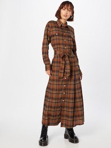 Robe-chemise Polo Ralph Lauren en mélange de couleurs