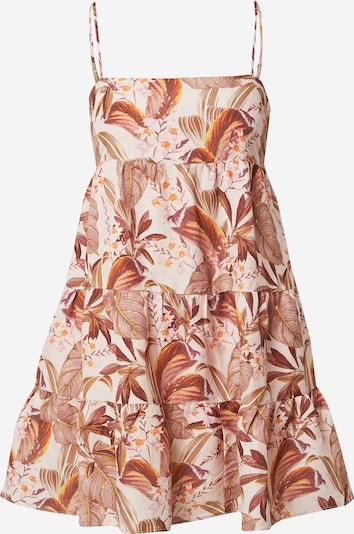 Rochie de vară 'Thea' Forever New pe maro / alb amestacat, Vizualizare produs