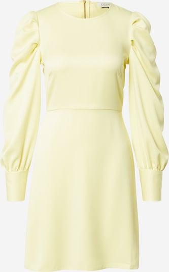 Closet London Cocktailklänning i ljusgul, Produktvy