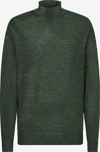 Calvin Klein Pullover in dunkelgrün, Produktansicht