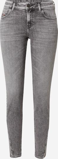 DIESEL Jeans 'D-JEVEL-SP2' in Grey denim, Item view