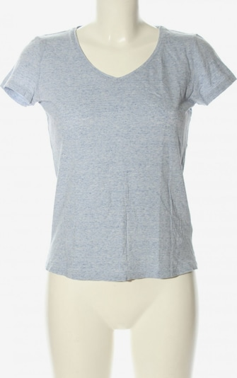 Stanley & Stella V-Ausschnitt-Shirt in S in hellgrau, Produktansicht