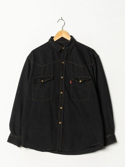 LEVI'S Jeansjacke in L in black denim, Produktansicht