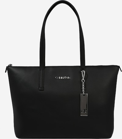Calvin Klein Shoppingväska i svart, Produktvy