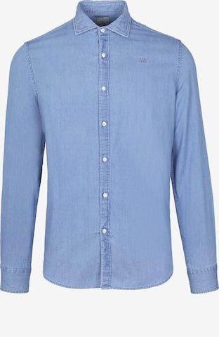 Scalpers Риза в синьо