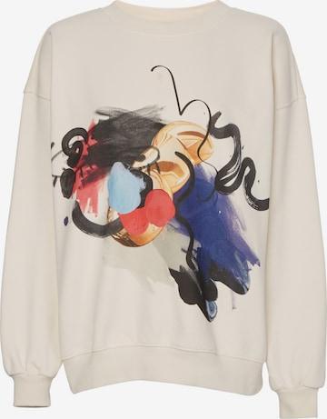ZOE KARSSEN Sweatshirt in Beige