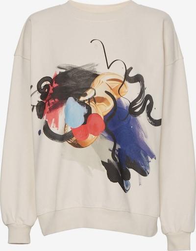 ZOE KARSSEN Sweatshirt in de kleur Beige / Gemengde kleuren, Productweergave