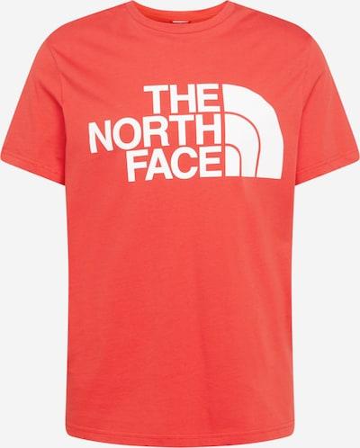 THE NORTH FACE Camiseta 'STANDARD' en rojo / blanco, Vista del producto