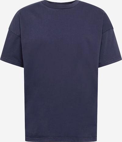 Tricou AMERICAN VINTAGE pe navy, Vizualizare produs