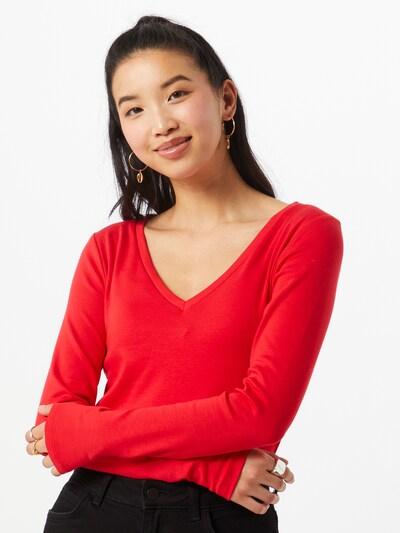 Marškinėliai iš GAP , spalva - raudona: Vaizdas iš priekio