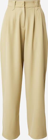 Klostuotos kelnės 'Sakila' iš Motel, spalva – kremo, Prekių apžvalga