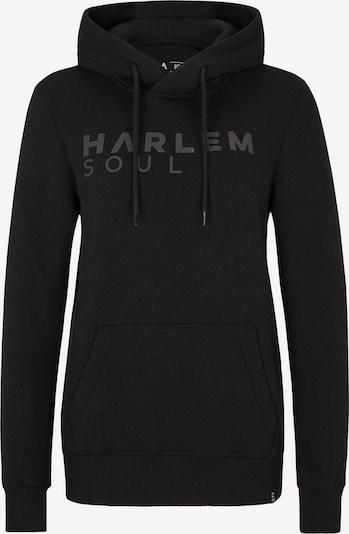 Harlem Soul Sweatshirt in schwarz, Produktansicht