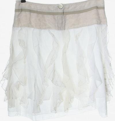 Elisa Cavaletti Minirock in S in hellgrau / weiß, Produktansicht