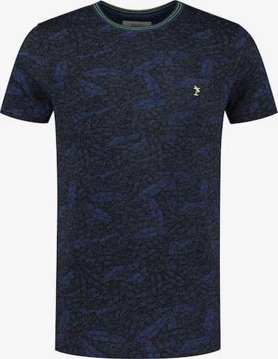 Shiwi Тениска в синьо / черно: Изглед отпред