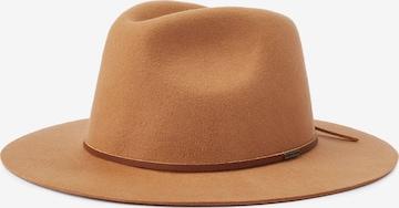 Brixton Hatt 'WESLEY' i brun