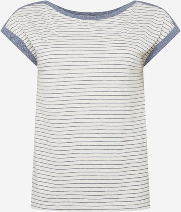 Esprit Curves T-Shirt in Blau