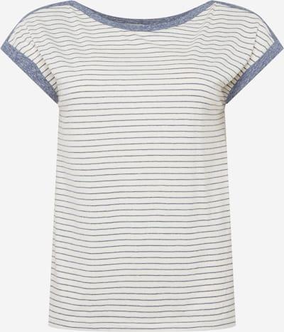 Esprit Curves Camiseta en navy / blanco, Vista del producto