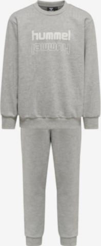 Hummel Tracksuit in Grey