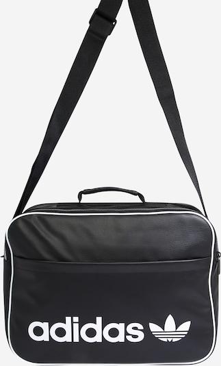 ADIDAS ORIGINALS Taška cez rameno - čierna / biela, Produkt