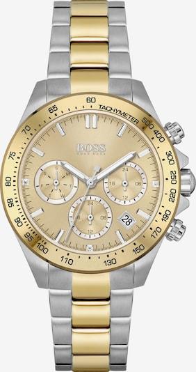 BOSS Casual Uhr in gold / silber, Produktansicht