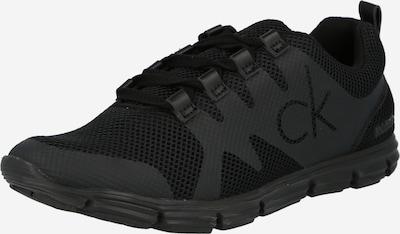 Calvin Klein Jeans Ниски маратонки в черно, Преглед на продукта