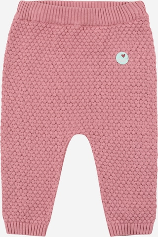 Pantaloni 'SWEET HOME' di JACKY in rosa