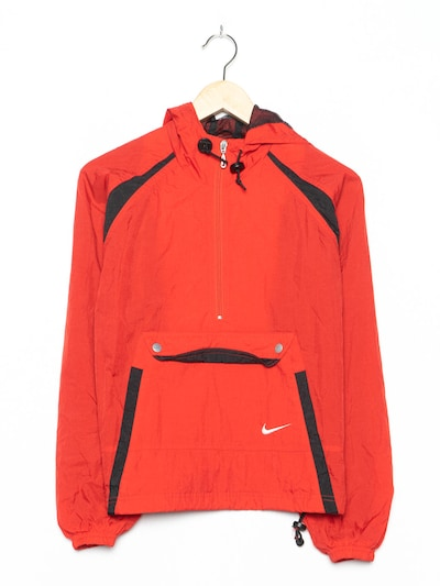 NIKE Anorak in L-XL in rot, Produktansicht