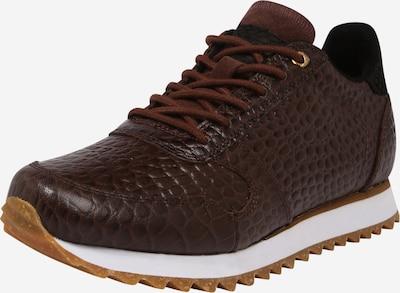 WODEN Sneakers low in Dark brown, Item view