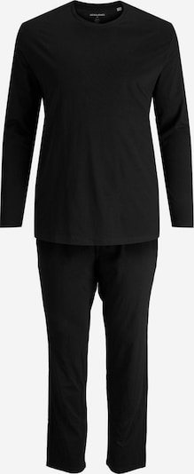 JACK & JONES Long Pajamas in Black, Item view