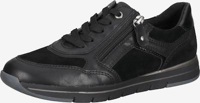Bama Baskets basses en noir, Vue avec produit