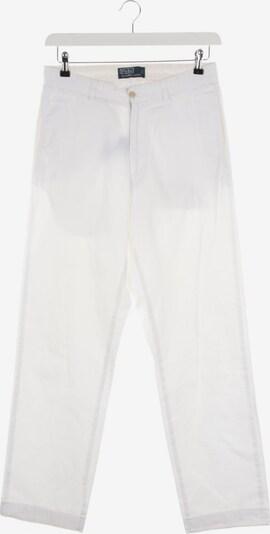 POLO RALPH LAUREN Hose in 32 in weiß, Produktansicht