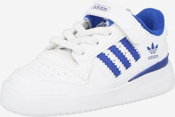 ADIDAS ORIGINALS Sneaker 'Forum' in Weiß