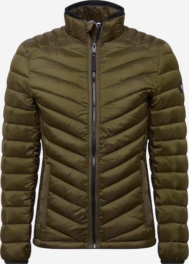 TOM TAILOR Between-Season Jacket in Green / Khaki, Item view